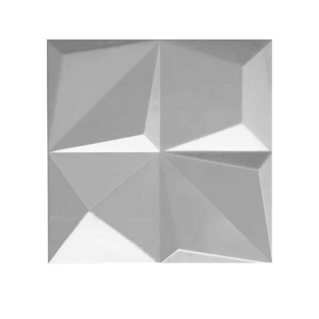 Forma De Gesso 3D em PET - PET0146-1.8MM 48,5x48,5cm