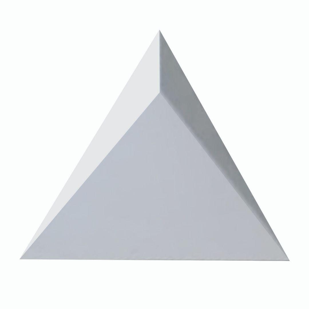 Forma De Gesso 3D em PET - PET0156-1.8MM 40x40cm
