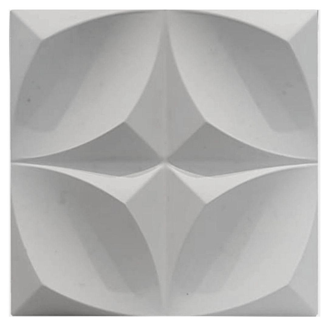 Forma De Gesso 3D em PET- PET0166-1.8MM  45x45cm