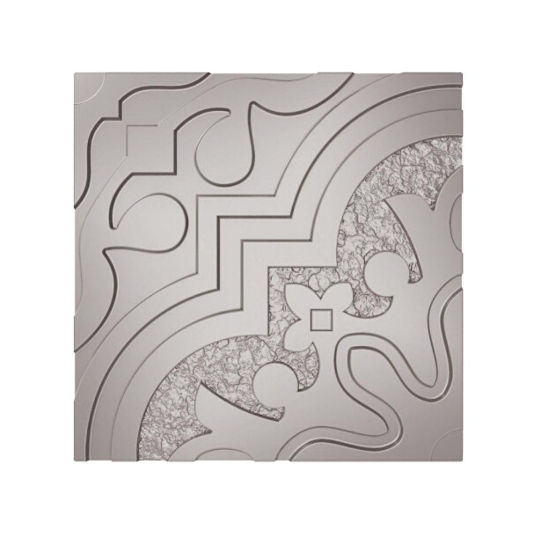 Forma De Gesso 3D em PET - PET0168-1.8MM  45x45cm