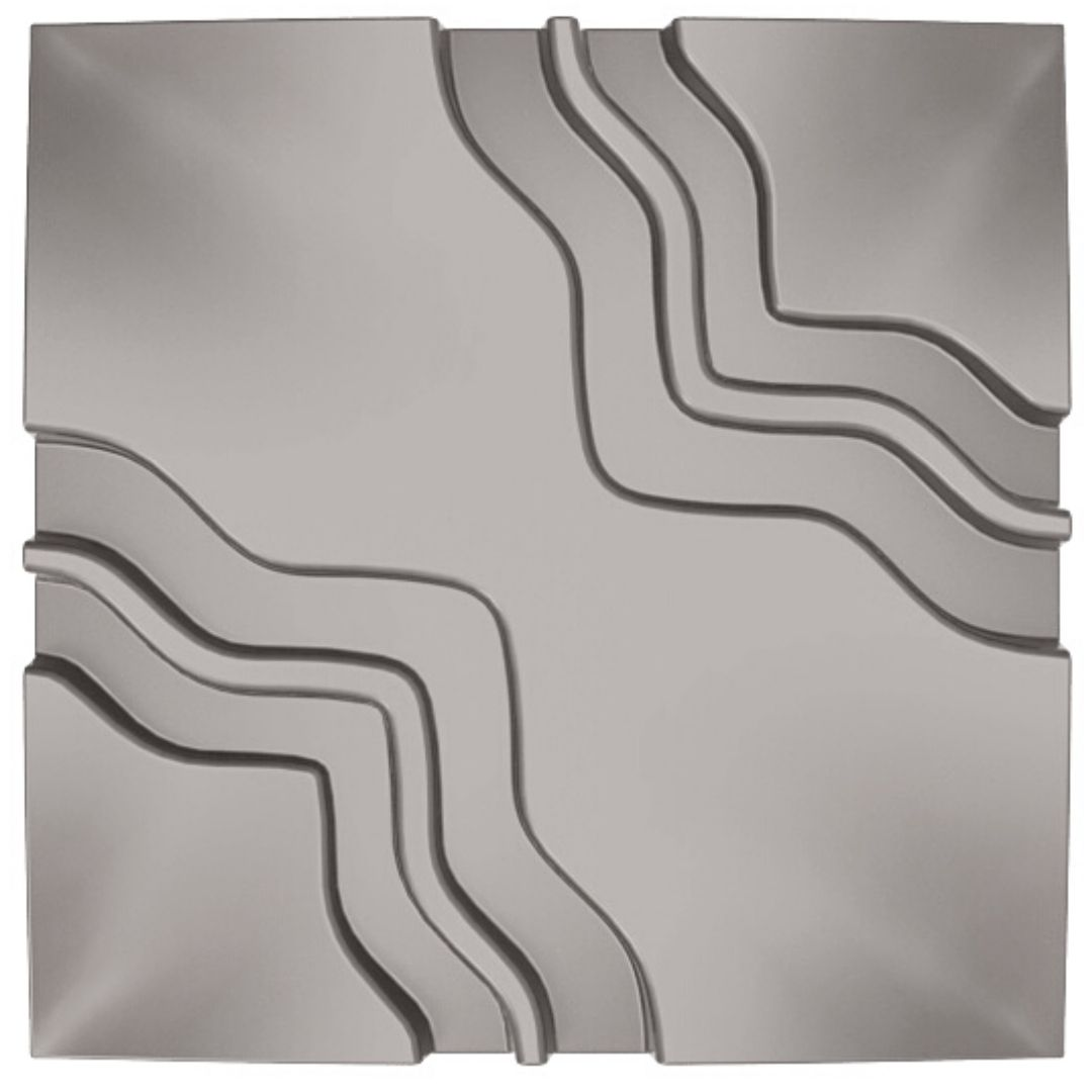 Forma De Gesso 3D em PET- PET0171-1.8MM  45x45cm