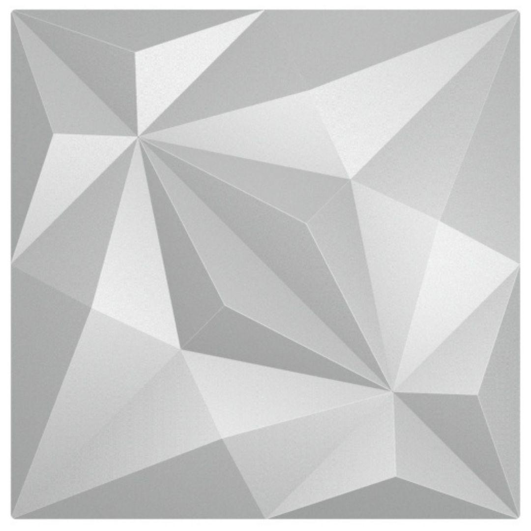 Forma De Gesso 3D em PET - PET0183-1.8MM 50x50cm