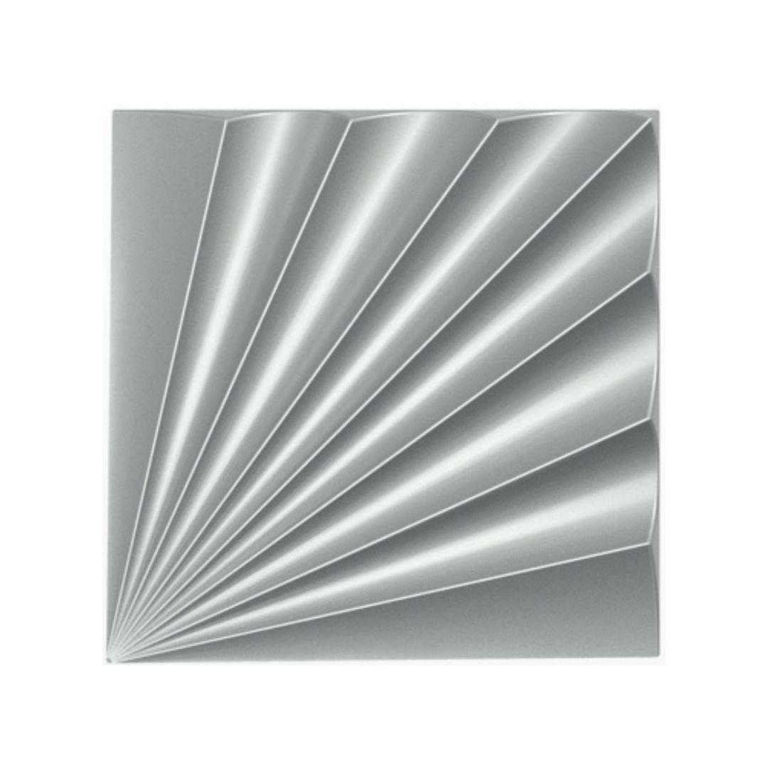 Forma De Gesso 3D em PET - PET0184-1.8MM 50x50cm