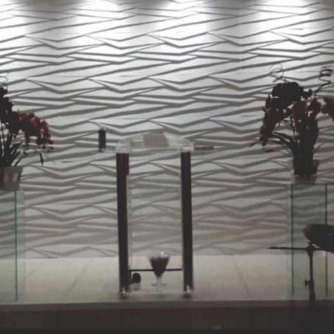 Forma De Gesso 3D em PET - PET0189-1.8MM 60x42cm