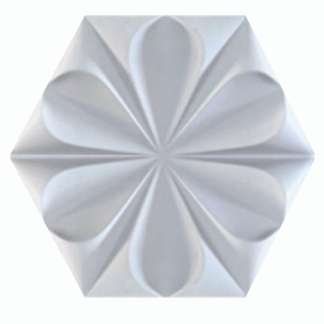Forma De Gesso 3D em PET - PET0194-1.8MM 29,5x29,5cm