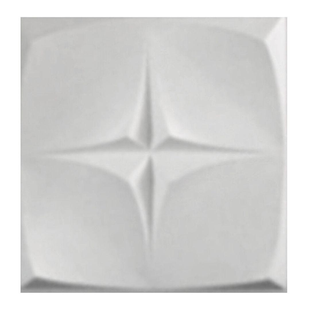Forma De Gesso 3D em PET - PET0204-1.8MM  40x40cm