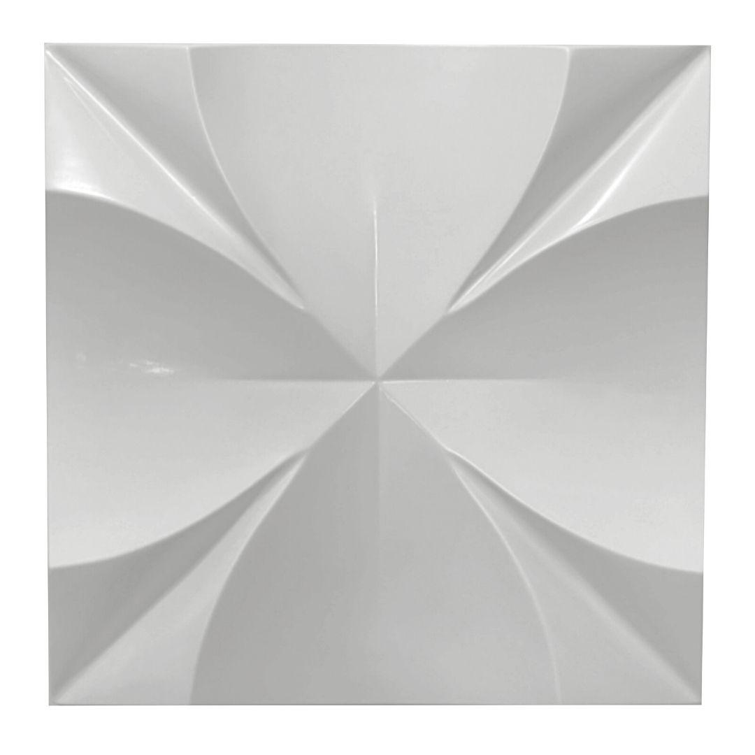 Forma De Gesso 3D em PET - PET0206-1.8MM 39x39cm