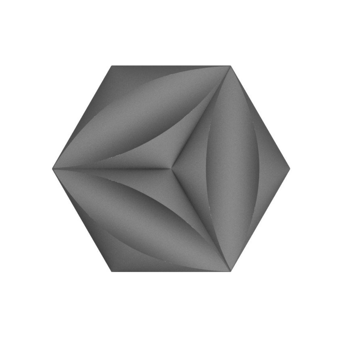 Forma De Gesso 3D em PET- PET0209-1.8MM 52x45cm