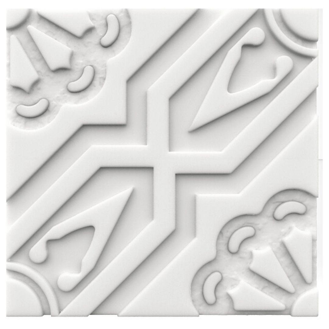 Forma De Gesso 3D em PET - PET0210-1.8MM 45x45cm