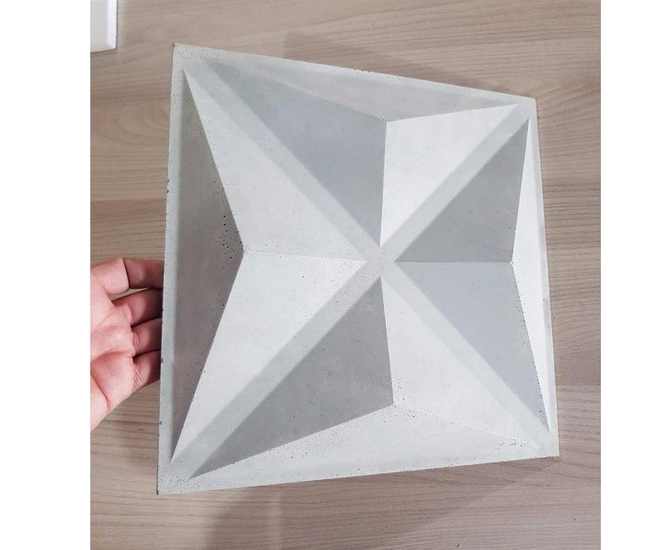 Forma em plástico injetado A0017