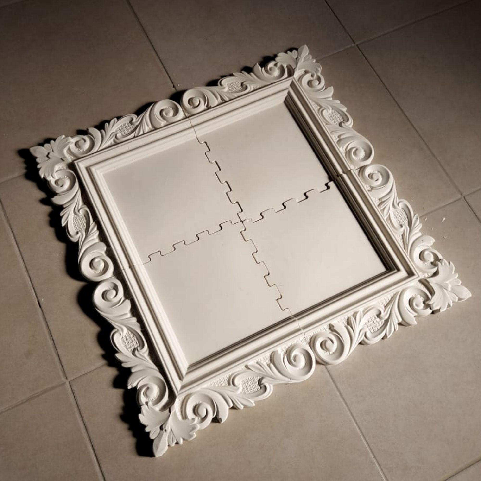 Forma para moldura de espelho em PET - ME0601