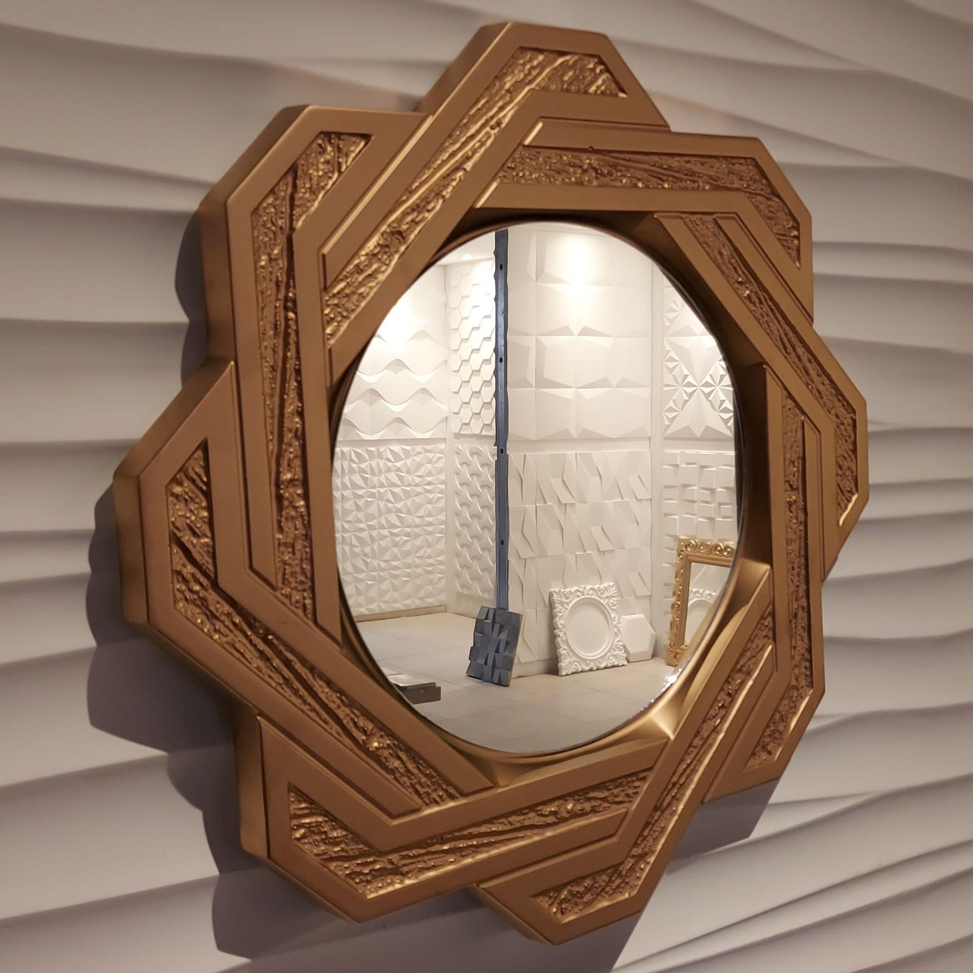 Forma para moldura de espelho em PET -  ME0604