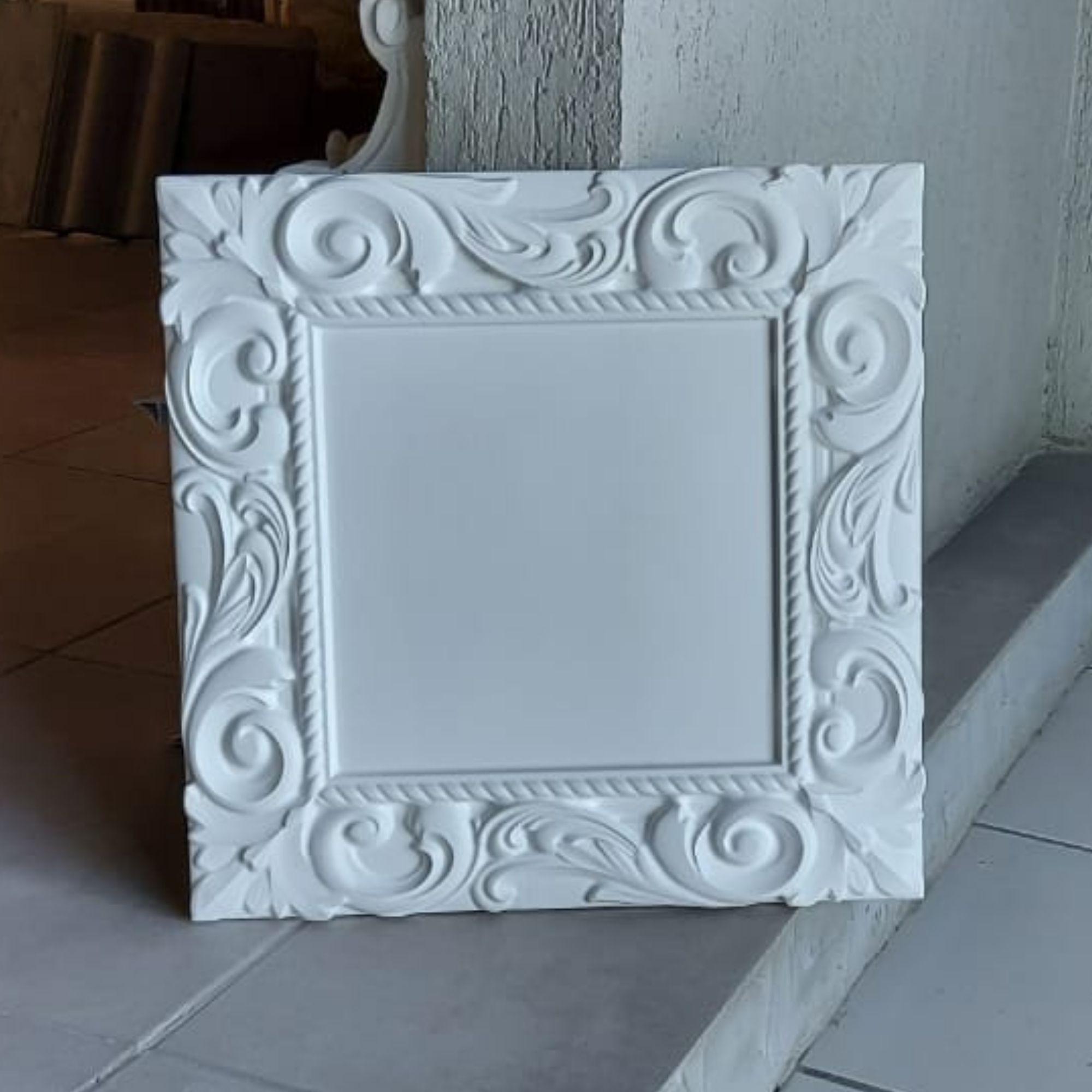 Forma para moldura de espelho em PET - ME0606