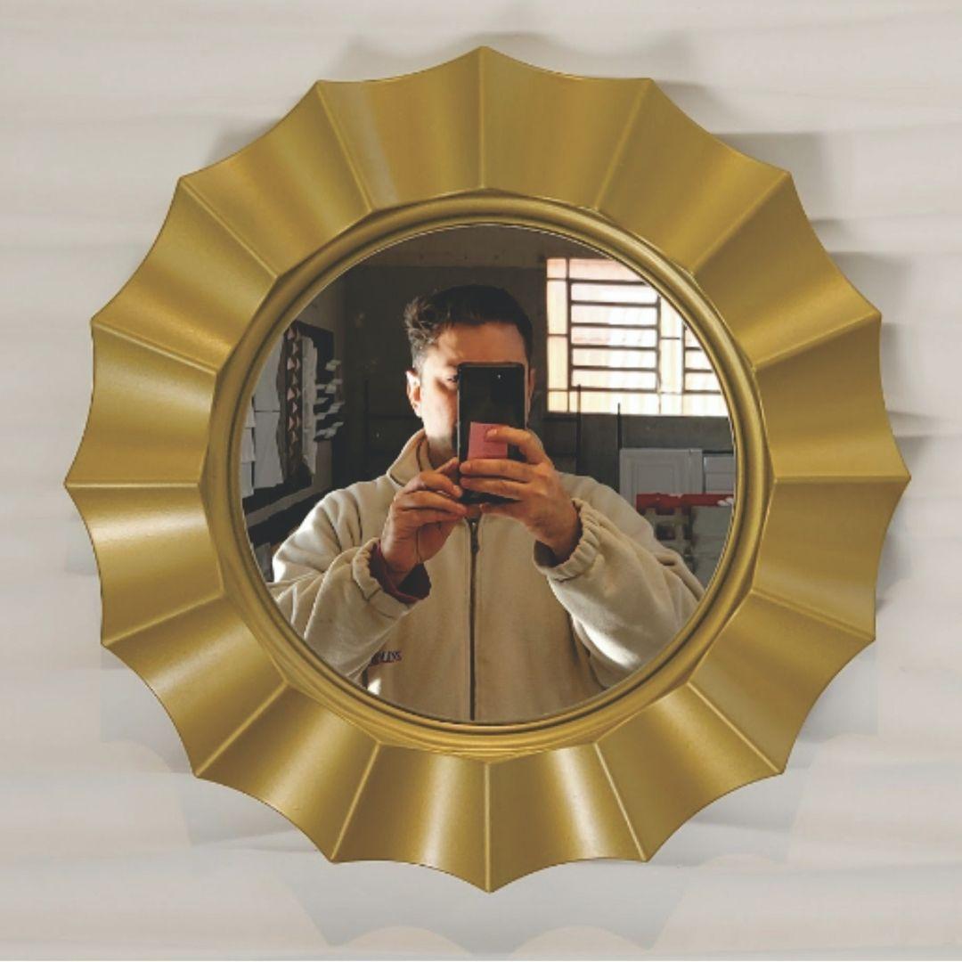 Forma para moldura de espelho em ABS -  ME0603