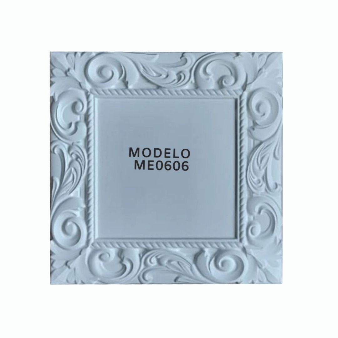 Forma para moldura de espelho em ABS -  ME0606