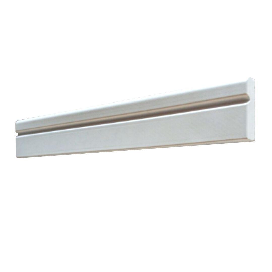 Forma para moldura de rodateto - MO0006- 1.8MM 8x2,2cm