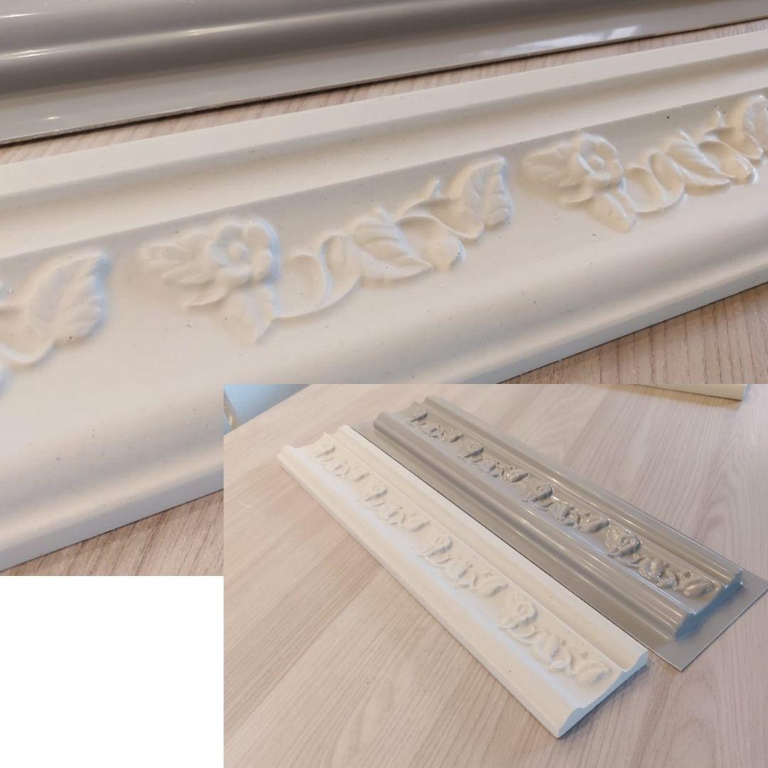 Forma para moldura de rodateto - MO0008- 1.8MM 10x50x1,8cm