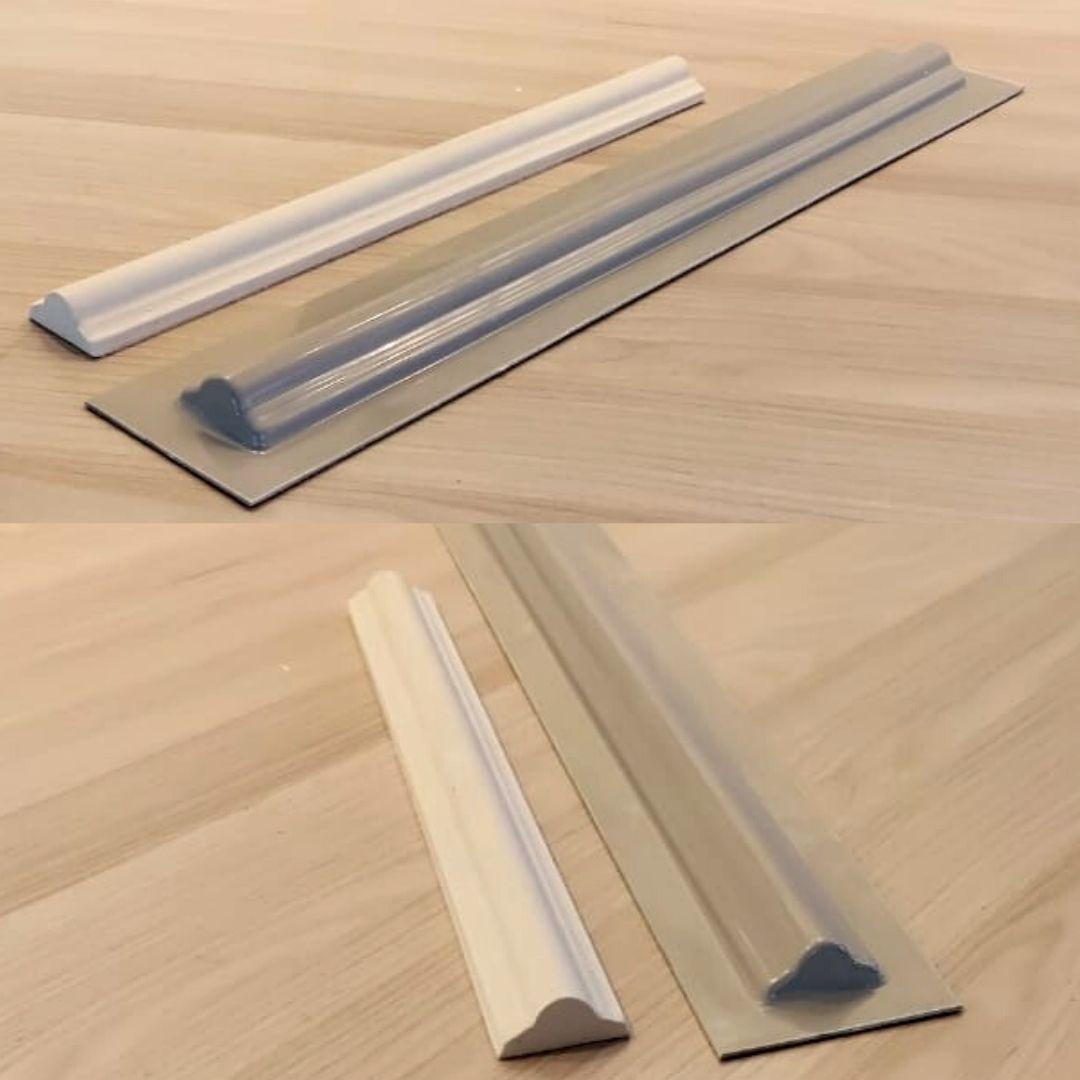 Forma para moldura de rodateto - MO0012- 1.8MM 4x50x1,7cm