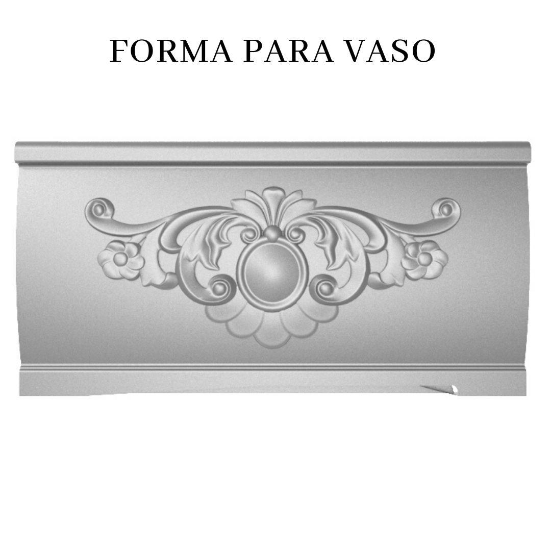Forma Para Vasos em ABS - VA0001