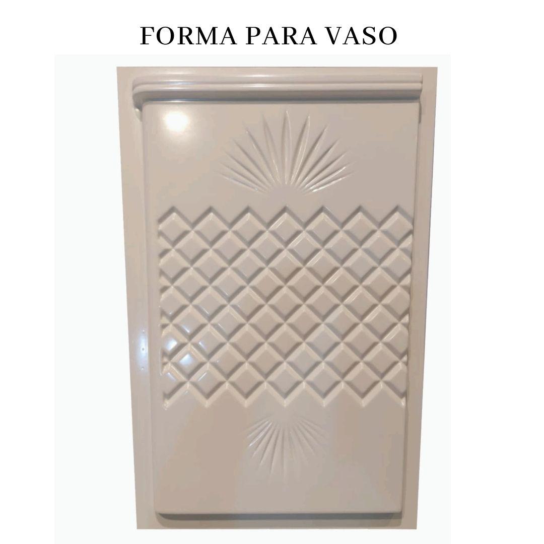 Forma Para Vasos em ABS- VA0703