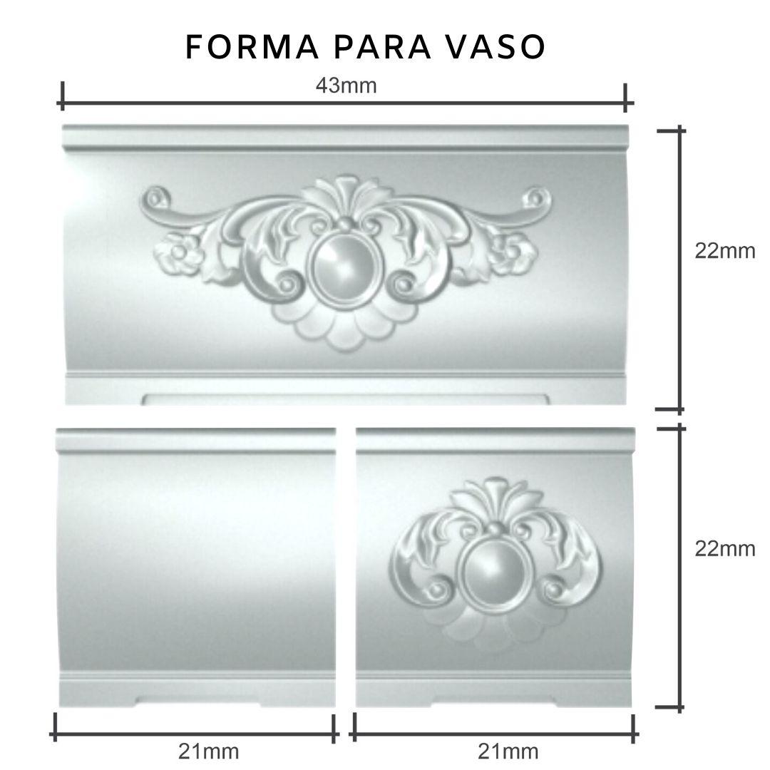 Forma Para Vasos em PET - VA0001