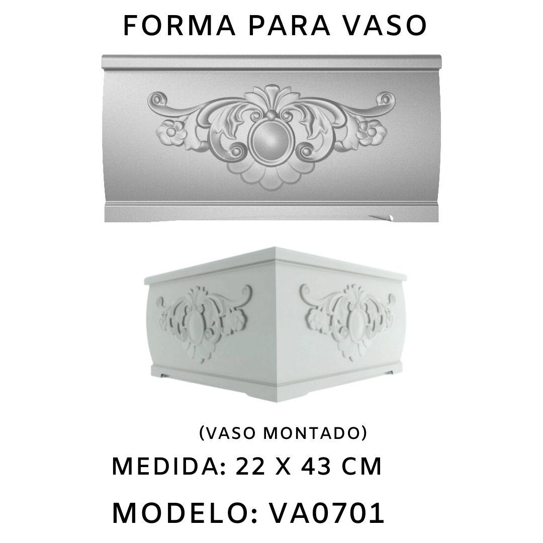 Forma Para Vasos em PET - VA0701