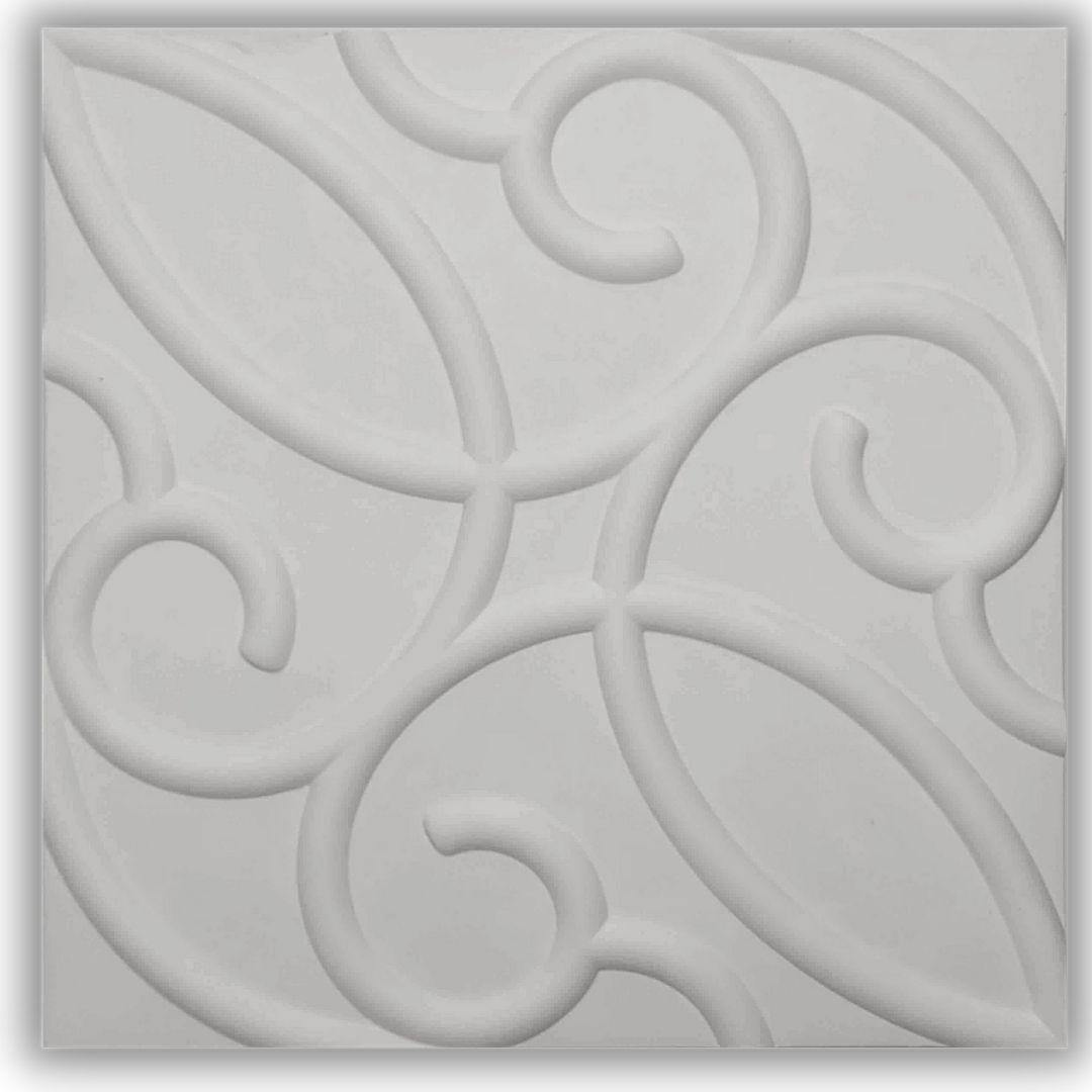 Forma Pra Gesso 3d E Cimento Pol0044