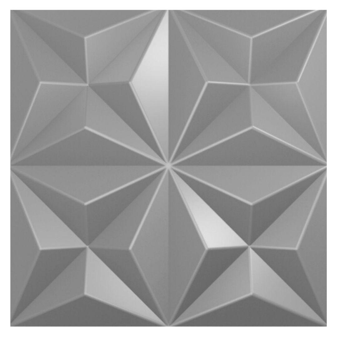 Formas Pra Gesso 3d E Cimento Pol0137