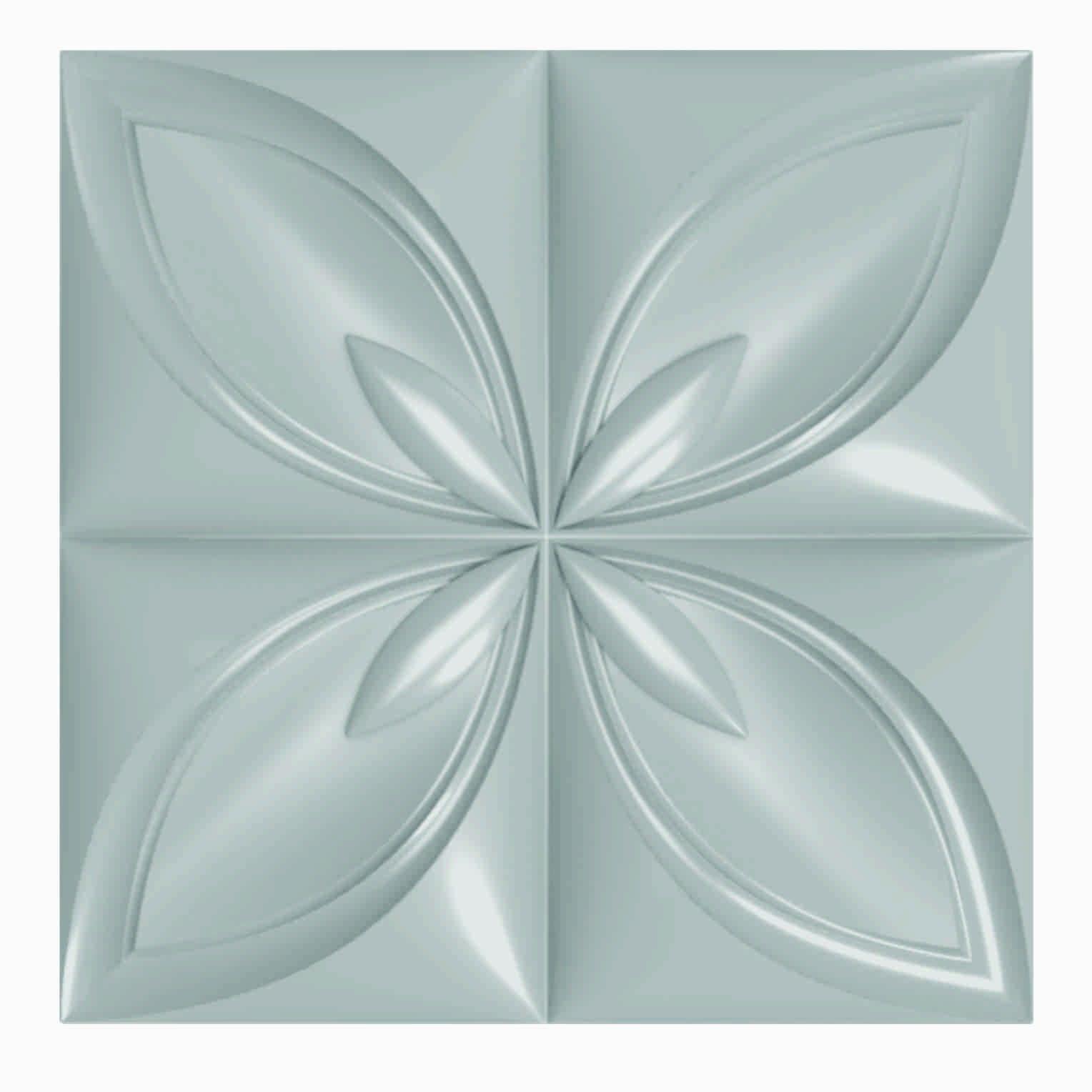 KIT 5 Formas De Gesso 3D em PET - PET0218 - 1.8MM