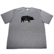 Camiseta Mescla Good Bacon F.A.