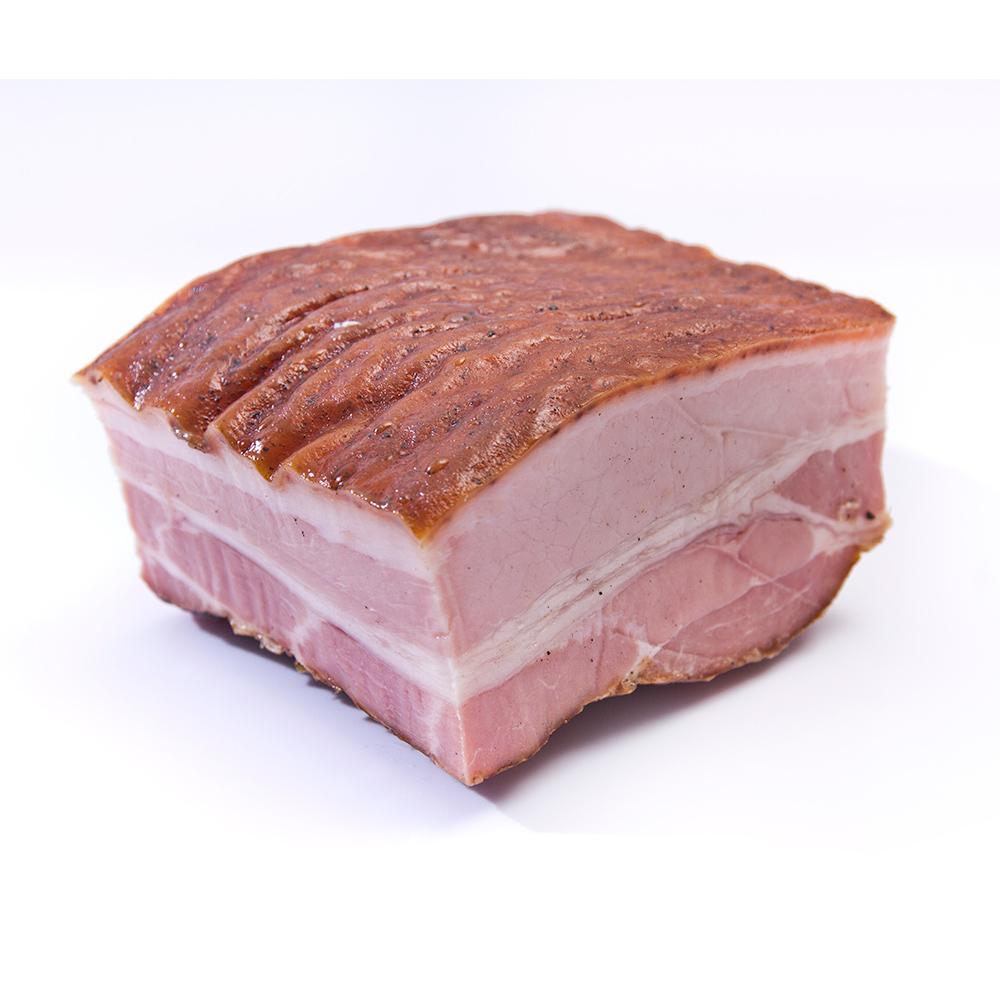 Bacon Artesanal F.A. em peça /  250g