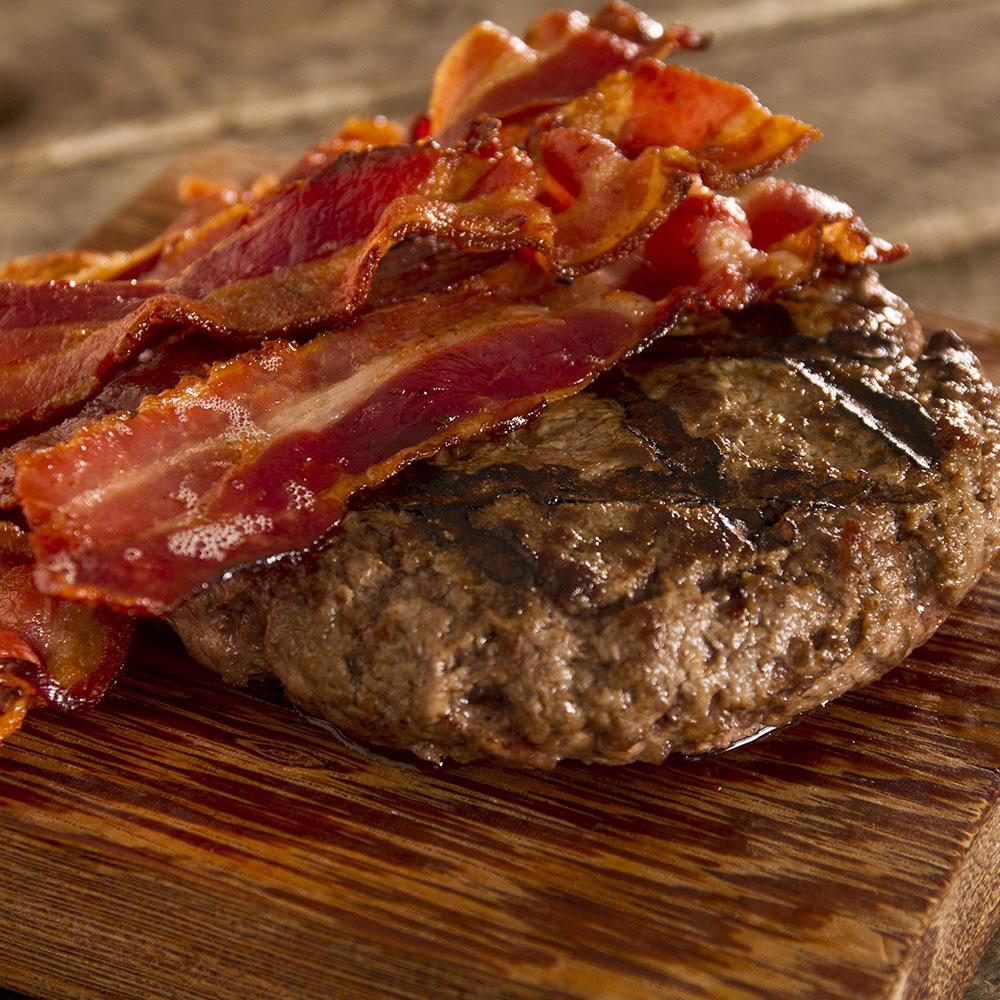 Bacon Extra Lombo em Fatias 250g F.A. Defumados  - FADEFUMADOS