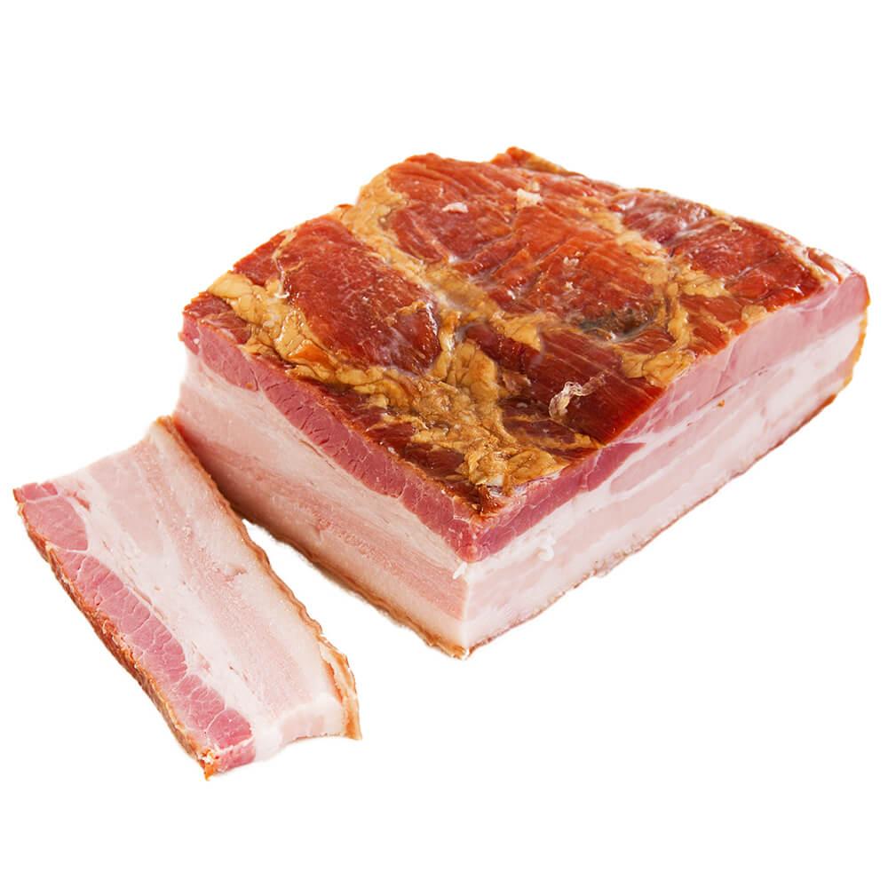 Bacon Artesanal F.A. em peça |  250g  - FADEFUMADOS