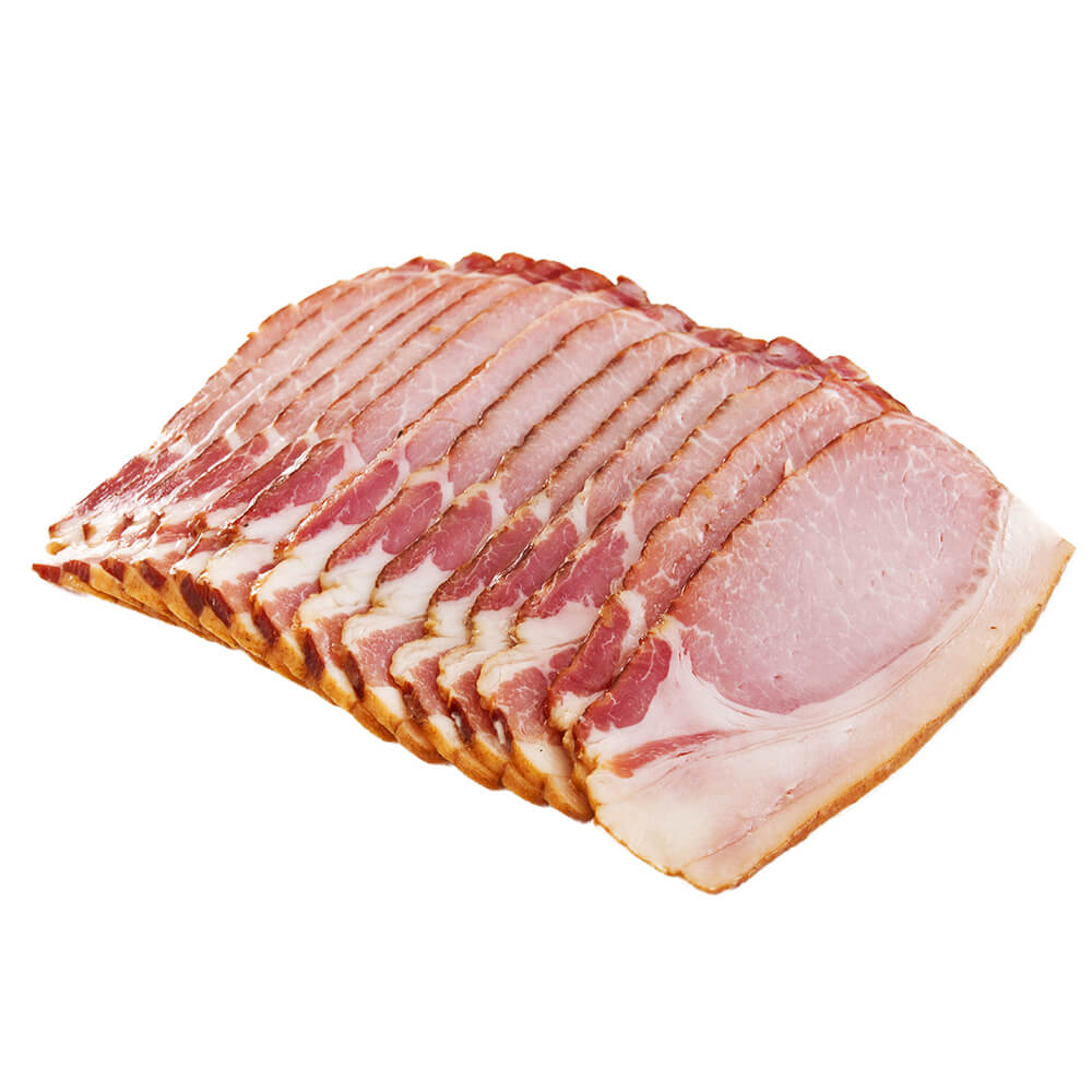 Bacon Artesanal F.A. Extra Lombo em fatias | 250g