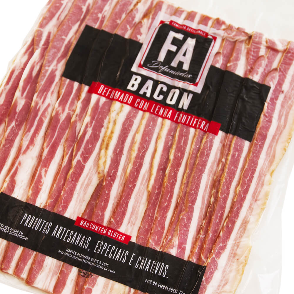 Bacon Artesanal F.A. Big Fatia | 500g