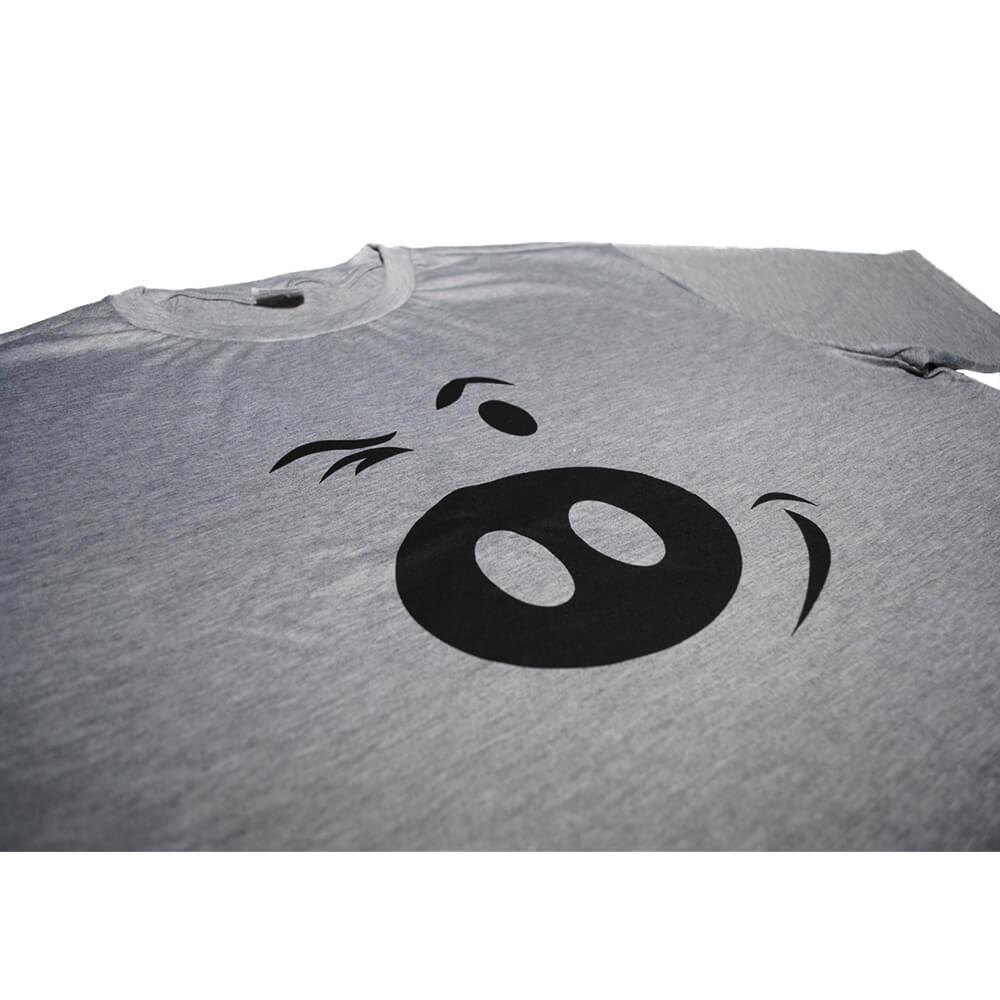 Camiseta Mescla Porco F.A.  - FADEFUMADOS