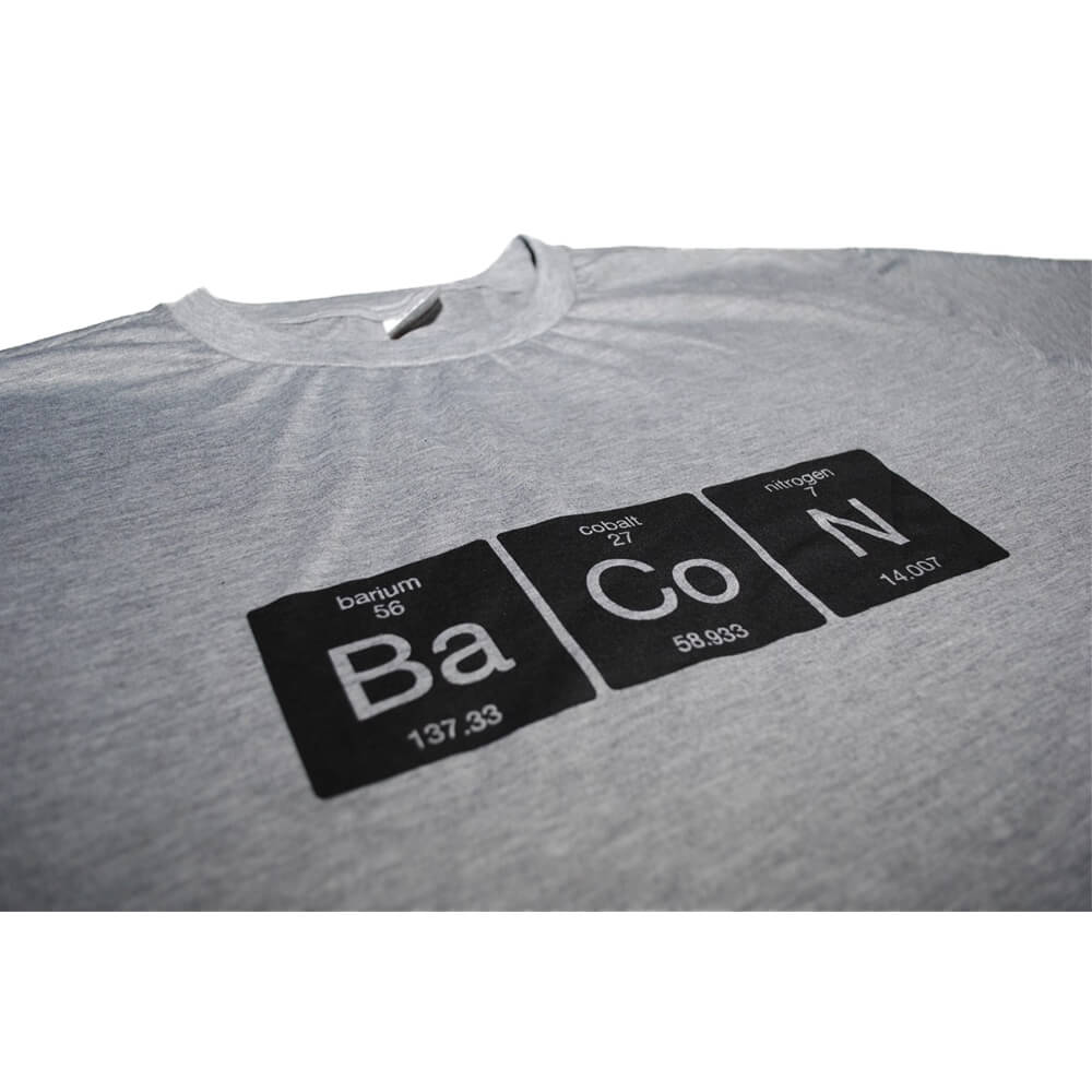 Camiseta Mescla Química do Bacon F.A.