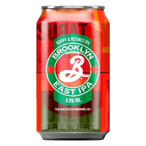 Cerveja Brooklyn East IPA 350ml