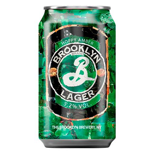 Cerveja Brooklyn Lager 350ml