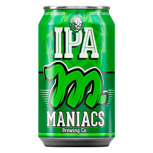 Cerveja Ipa Maniacs 350ml