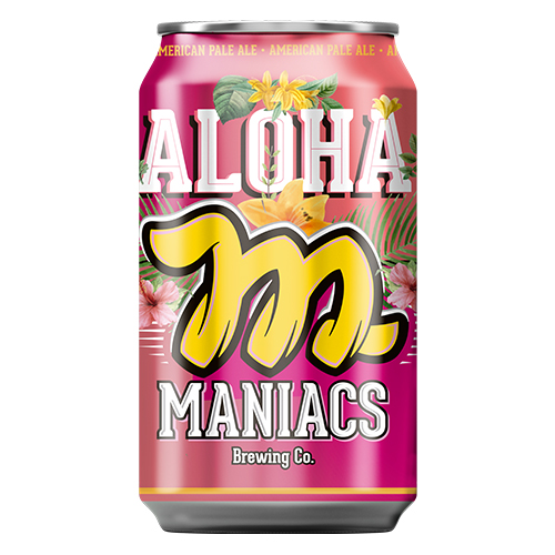 Cerveja Maniacs Aloha 350ml