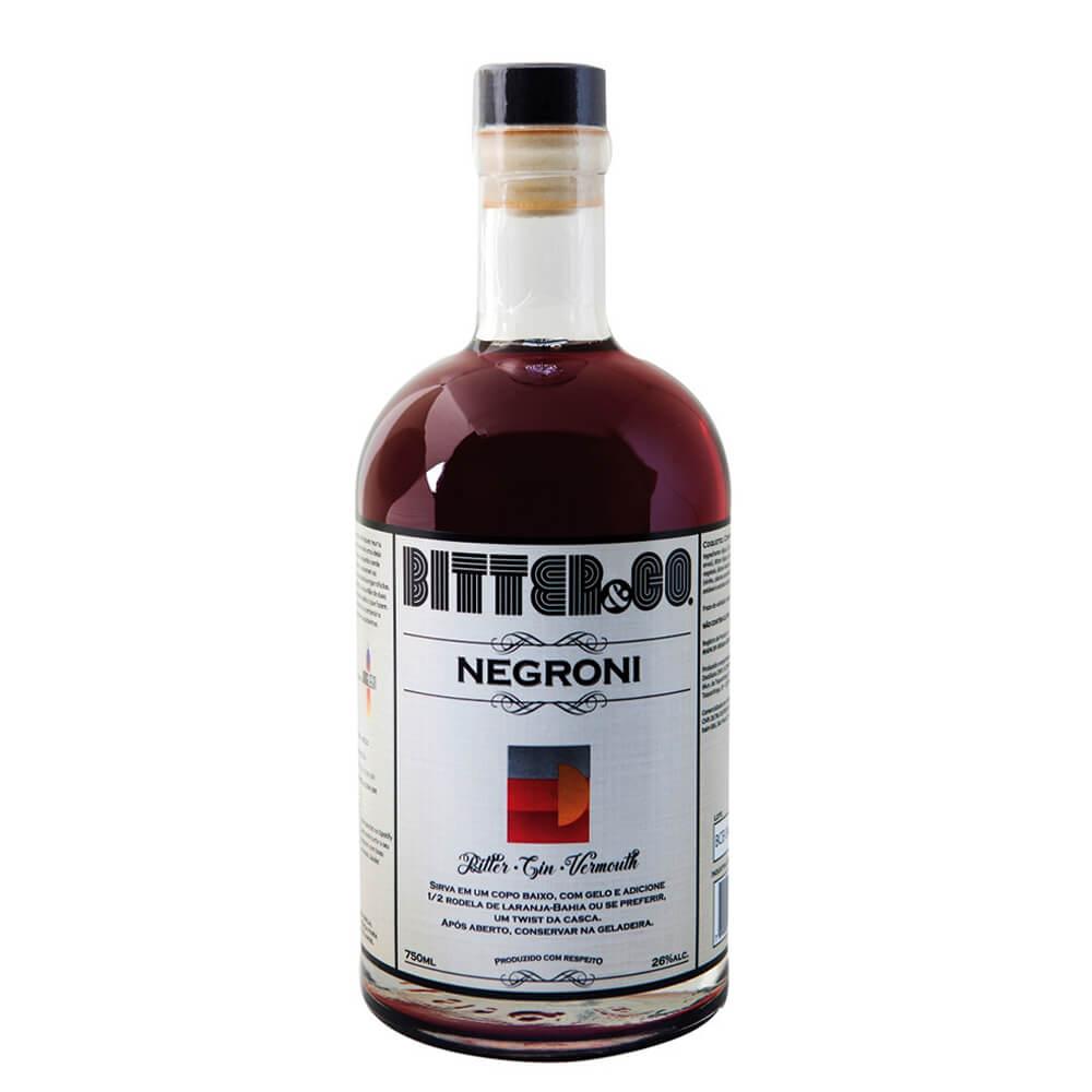 Garrafa Negroni | 750ml