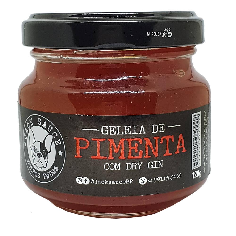 Geléia de Pimenta | 120ml  - FADEFUMADOS