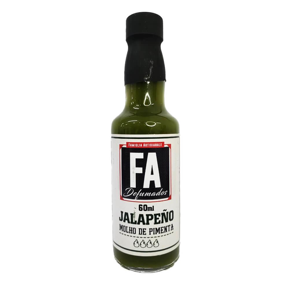 Molho de Pimenta F.A. - Jalapeño