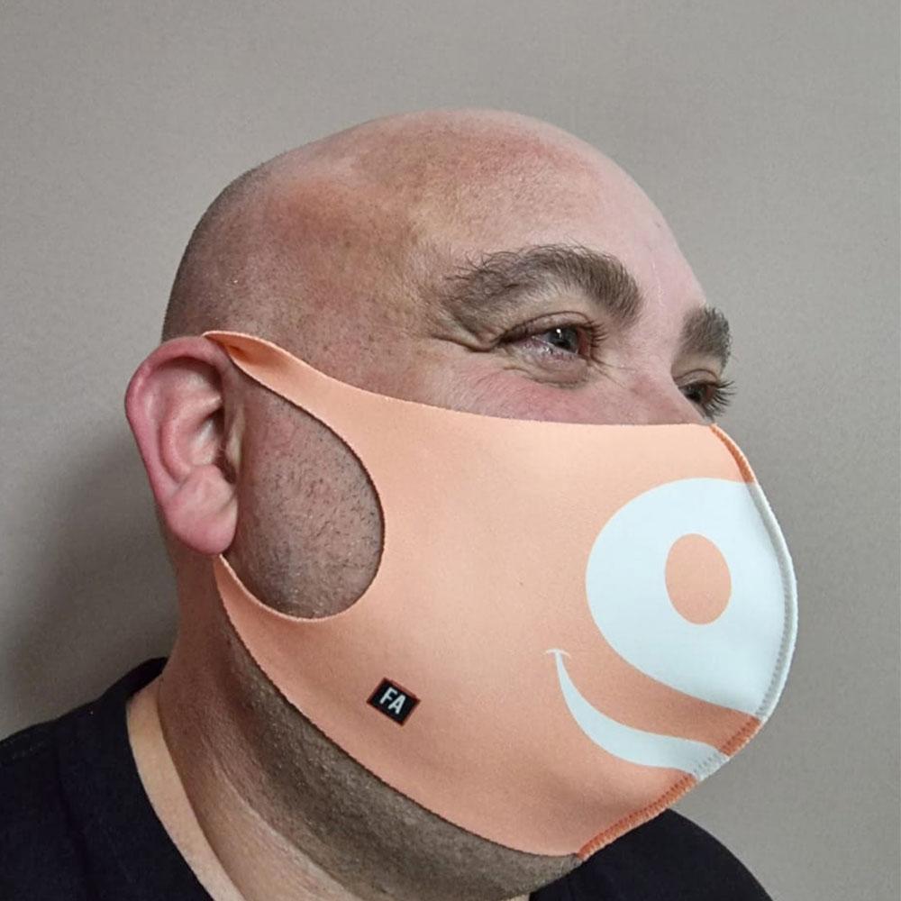 Máscara Porquinho F.A.  - FADEFUMADOS