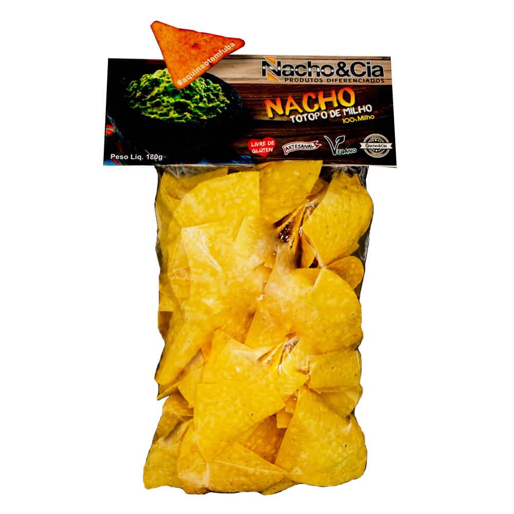 Nacho Amarelo 180g