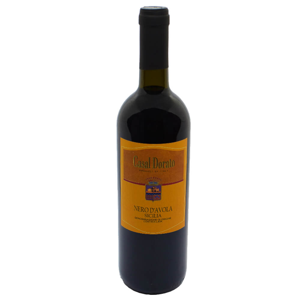 Nero d'Avola Sicilia DOC 2018 | 750ml