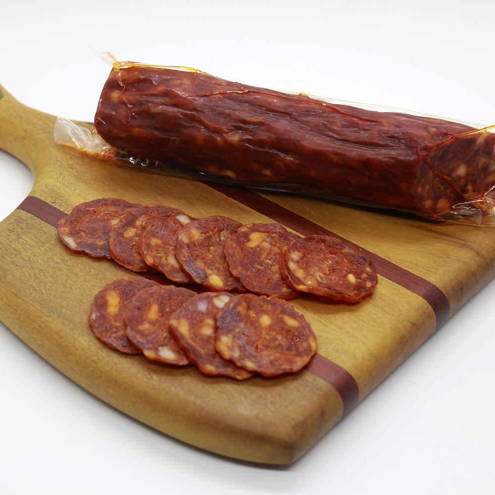 Salame Artesanal Hot Salumi - Salumeria Mayer  - FADEFUMADOS