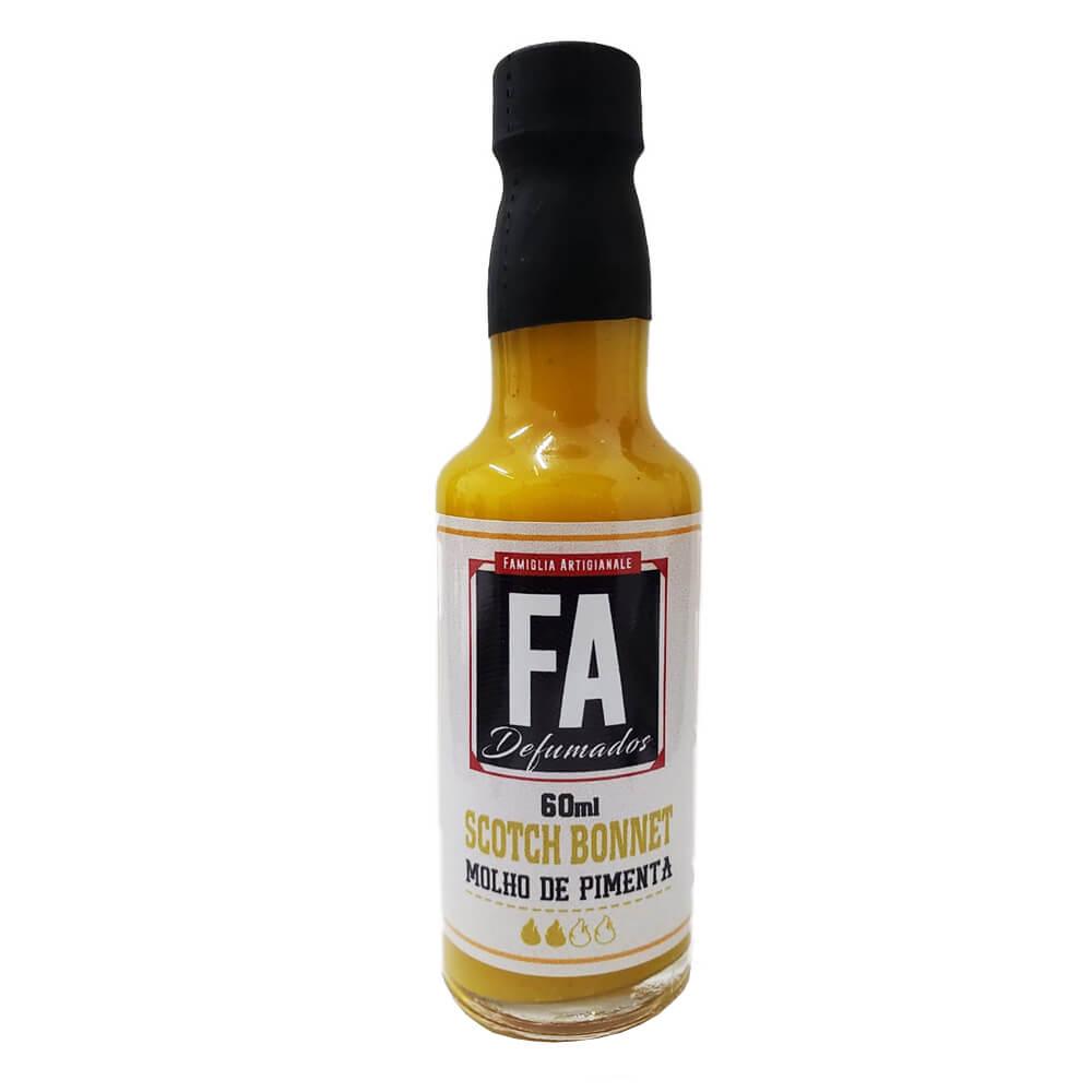 Molho de Pimenta F.A. - Scotch Bonnet