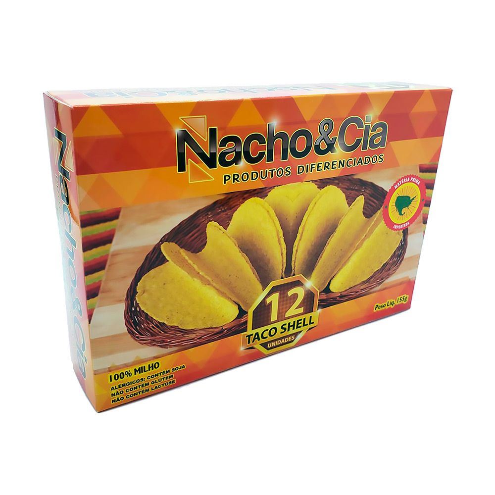 Taco Shell - Nacho&Cia